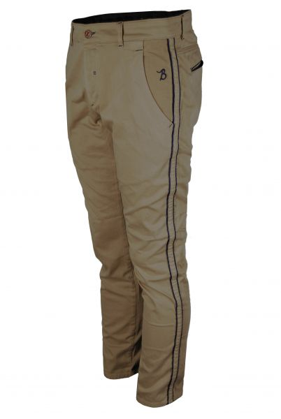 "Barb'one Chino Hose, Farbe: ""camel"", made in Italy, Giorgio Capone Premium-Product"